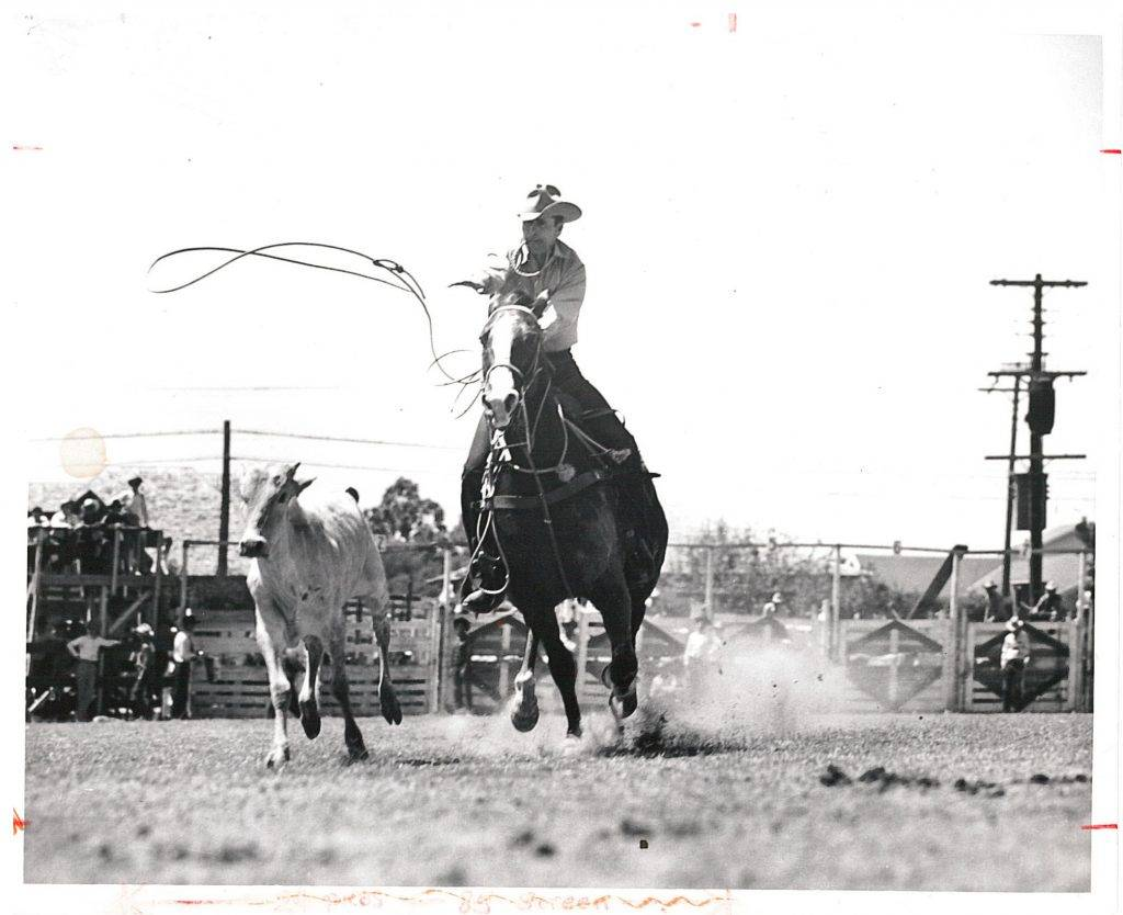 Clyde Burk Pro Rodeo Hall Of Fame