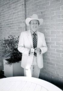 Hadley Barrett Pro Rodeo Hall Of Fame
