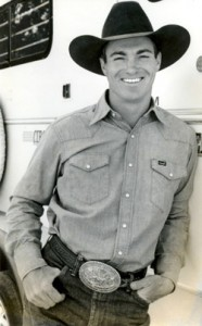Began his rodeo career at a 4 h rodeo in high school he qualified