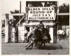 Charles Quot Lefty Quot Wilken Pro Rodeo Hall Of Fame