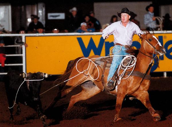 Jim Davis Pro Rodeo Hall Of Fame