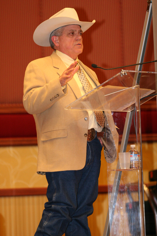 Keith Martin Pro Rodeo Hall Of Fame