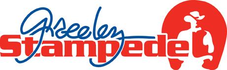 Greeley Stampede logo