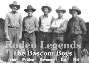 Bascom boys rodeo legends 2