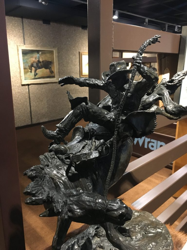 101 Gallery Rotating Exhibits Pro Rodeo Hall Of Fame