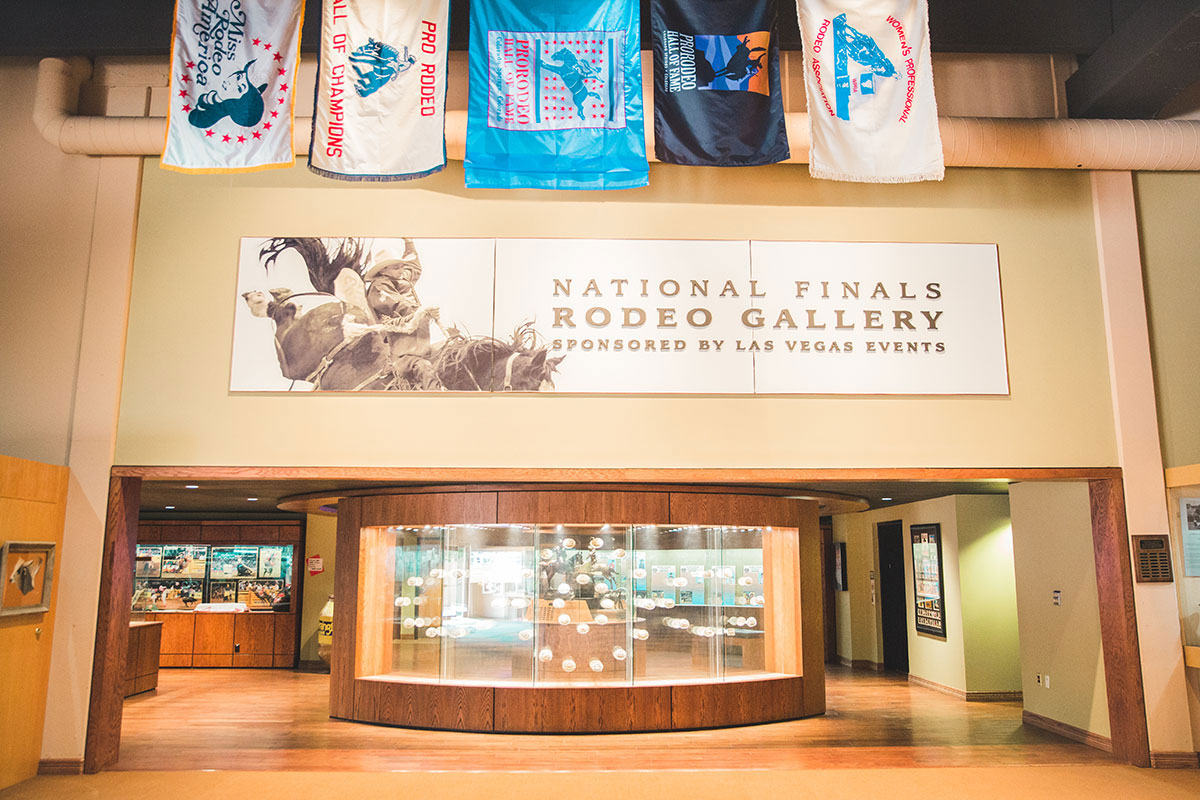 National Finals Rodeo Gallery